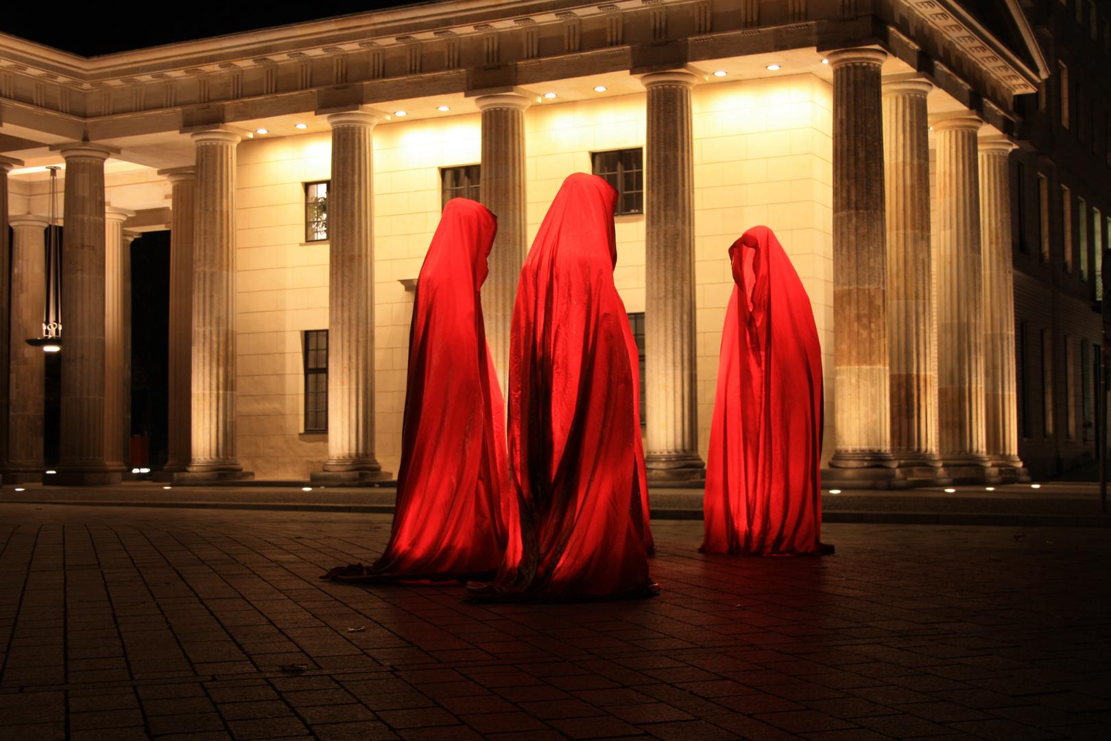 Wächter des Lichts - Festival of Lights