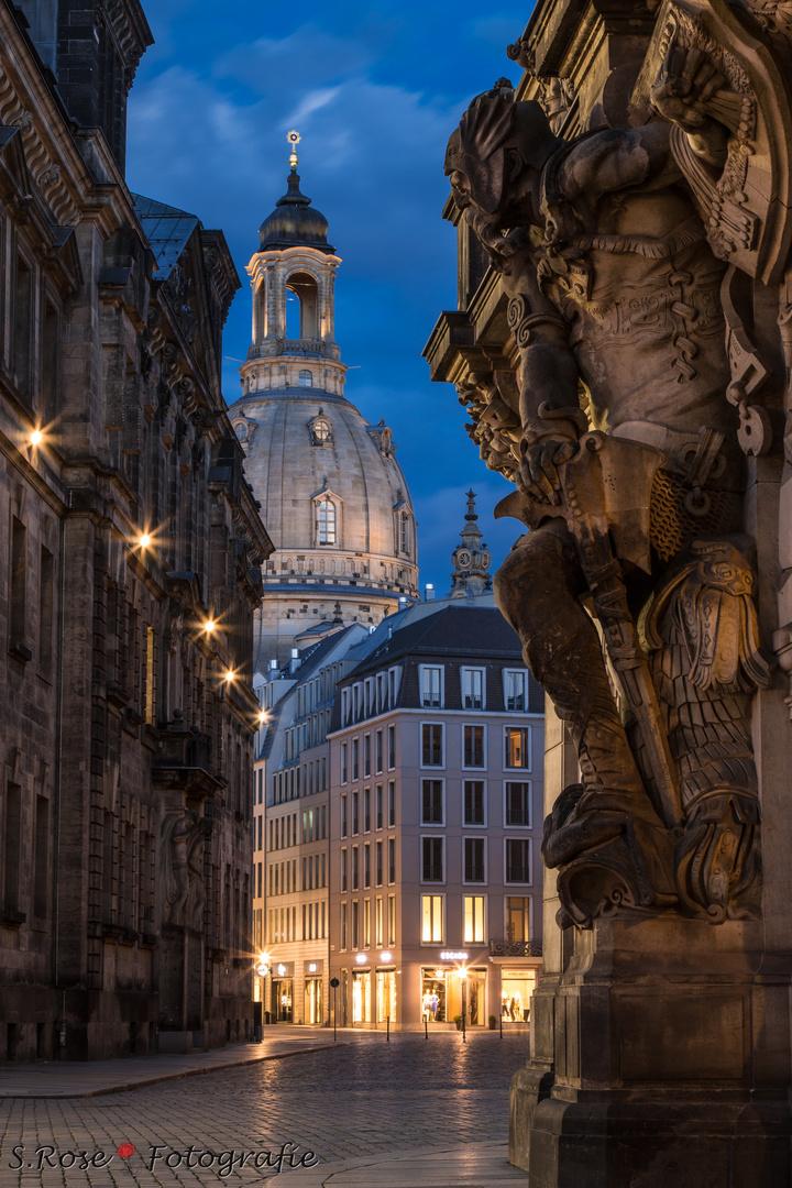 Wächter Frauenkirche