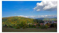 Wächtersbach im Herbst