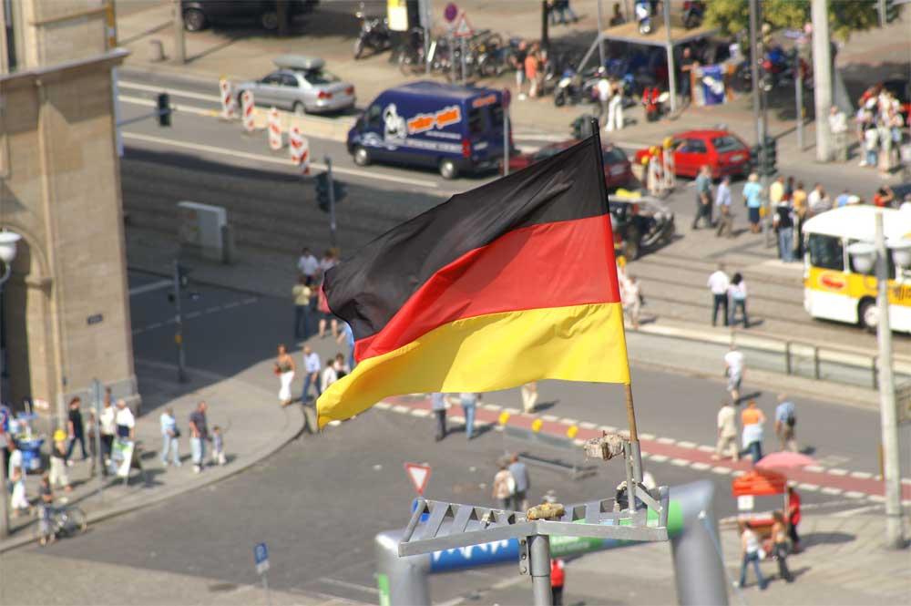 Während des Dresdner Stadtfestes