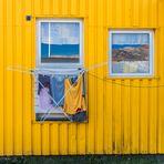 Wäscheständer mit Weitblick