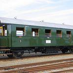Wagen 3 der Delmenhorst-Harpstedter Eisenbahnfreunde