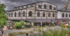 Wagenhalle Oberbarmen Wuppertal 2