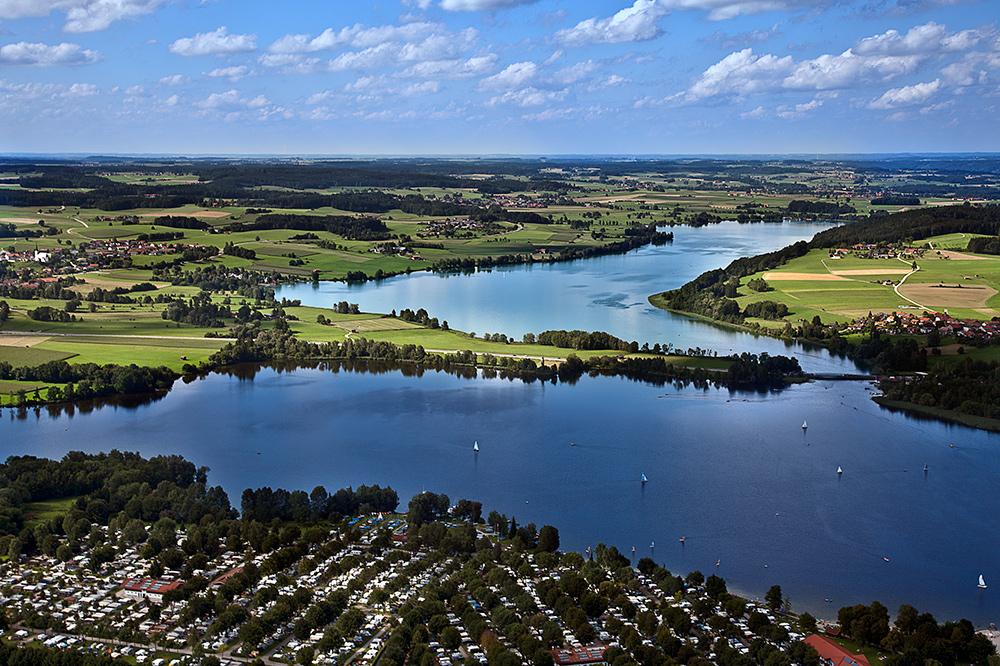 Waginger- und Tachinger See