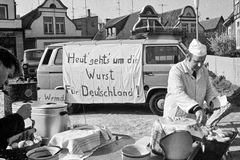 Wahl-Metzger am 18. März 1990
