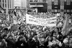 Wahlkampf SED-PDS 1990
