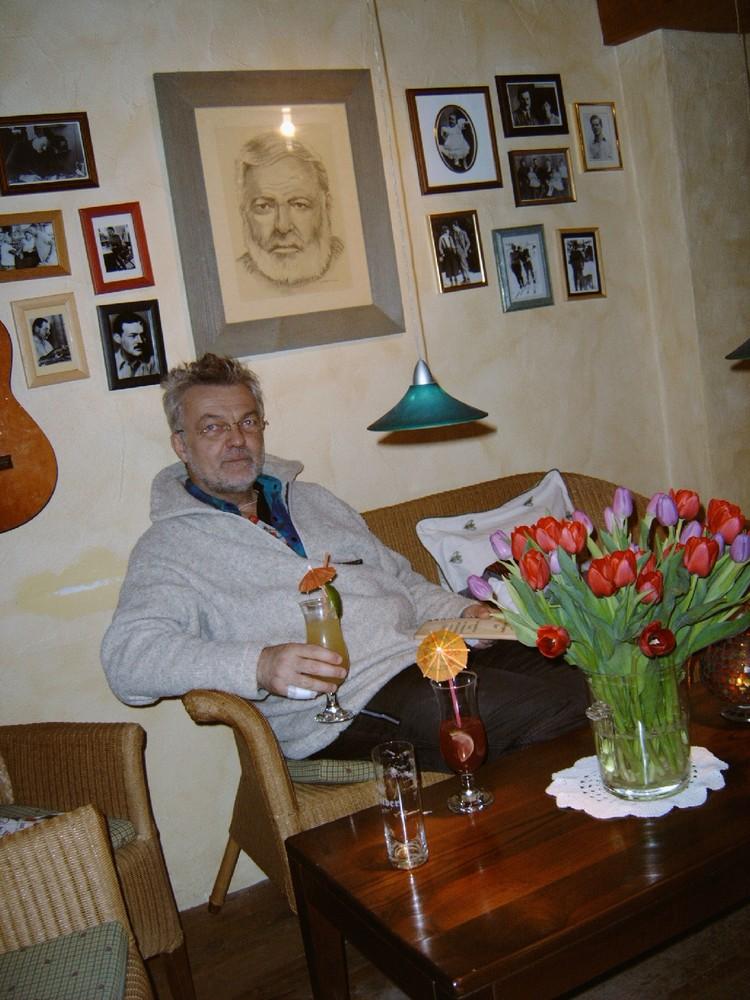 Wahlverwandschaften Hemingway im Montafon