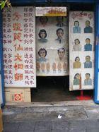 Wahrsagerladen in Chinatown