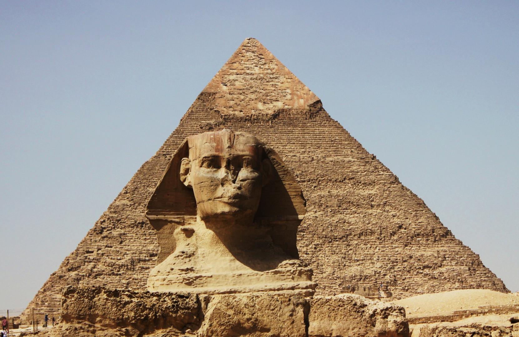 Wahrzeichen Ägyptens