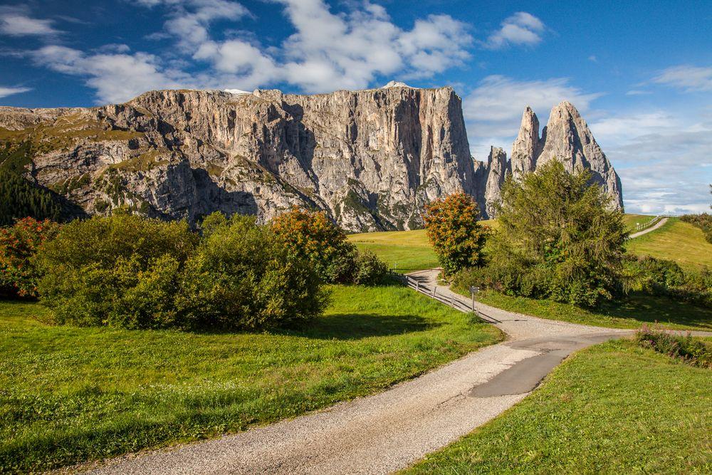 Wahrzeichen Südtirols
