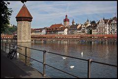 Wahrzeichen von Luzern