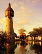Wahrzeichen Wasserturm