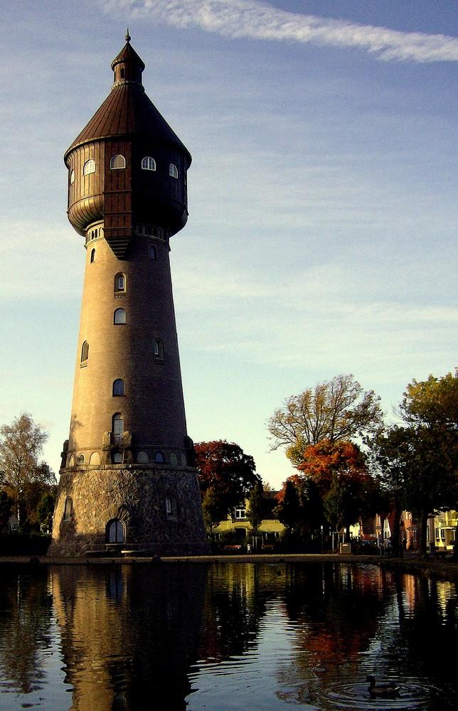 Wahrzeichen Wasserturm Reloaded