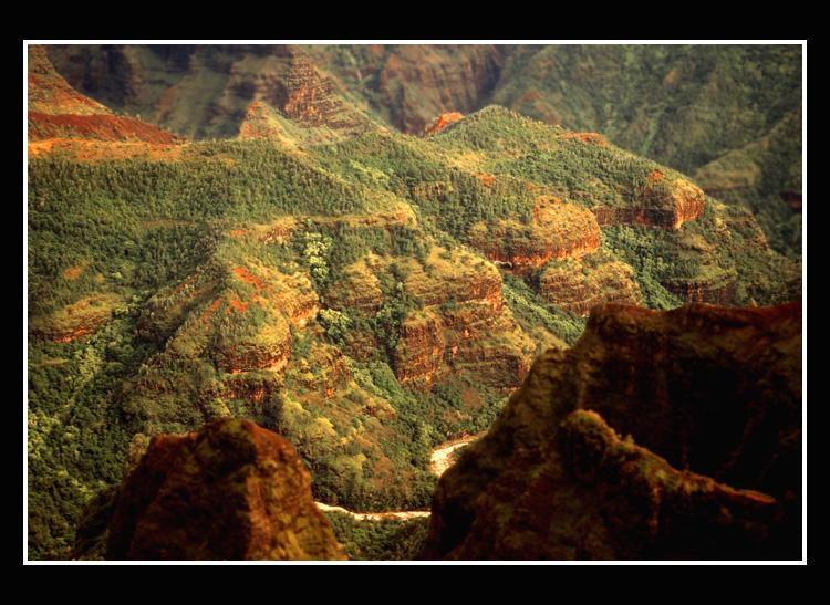 Waimea Canyon - II