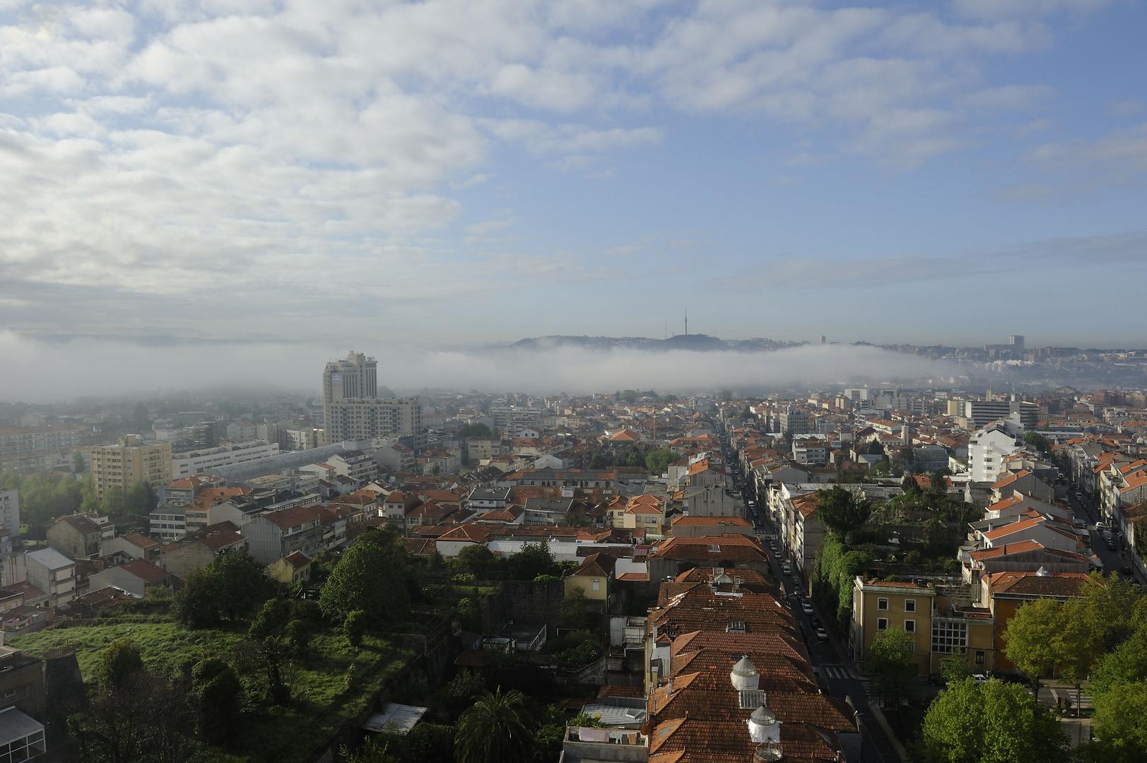 Wake up big old city
