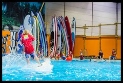 Wakeboarding - erste Versuche