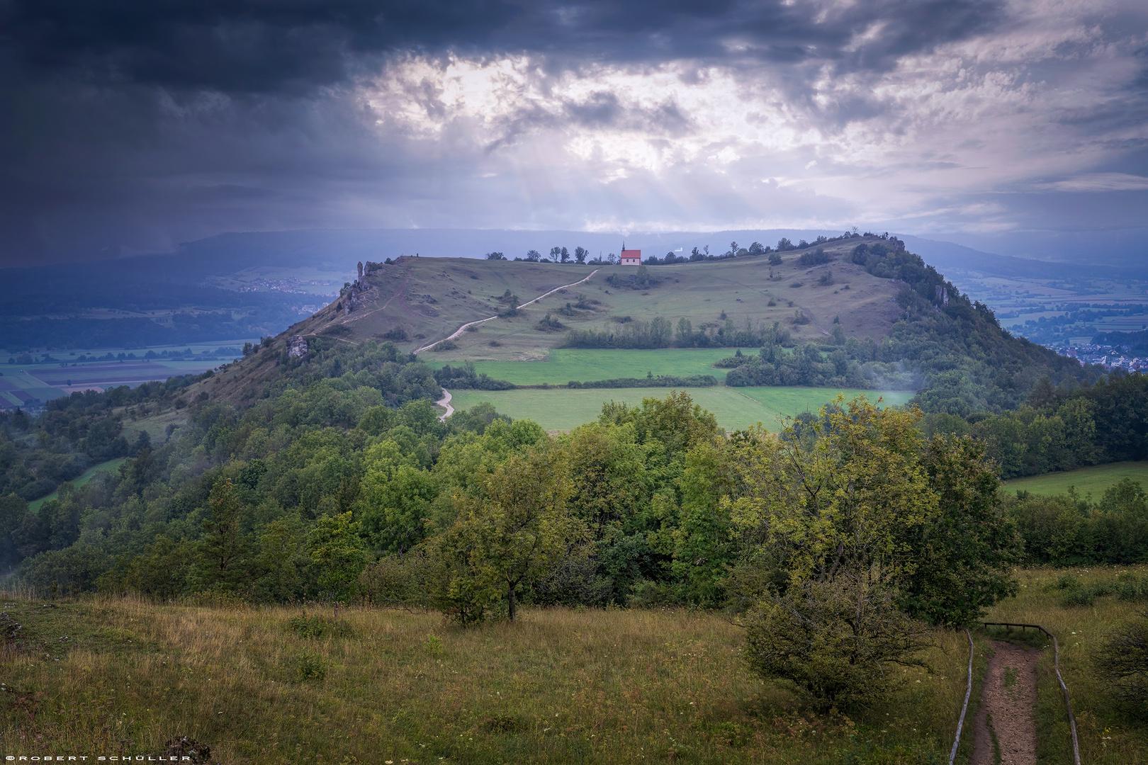 Walberla - der heilige Berg der Franken.