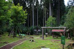 Walderlebnisspielplatz für jung und alt