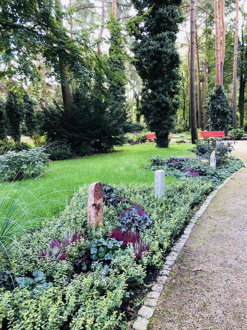 Waldfriedhof Berlin Zehlendorf
