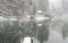 Waldsee, winterlich #2
