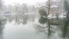 Waldsee, winterlich #3