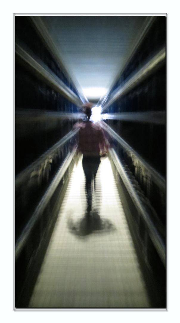 walk . alone