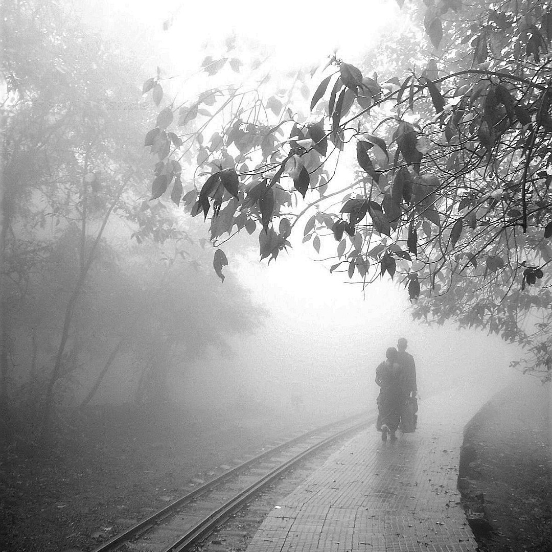 walk into eternity