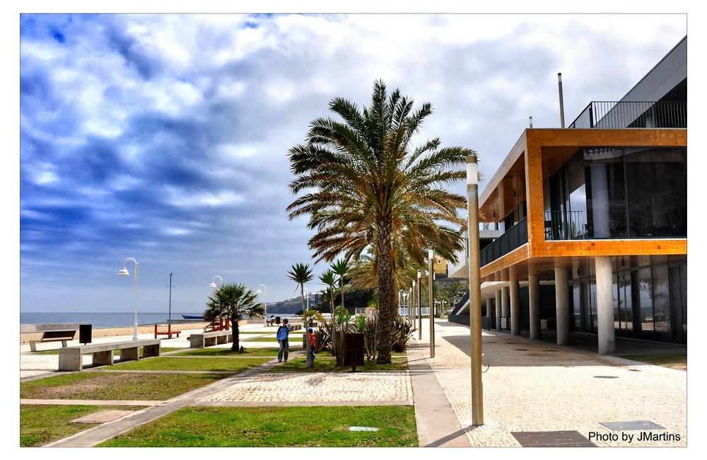 Walk near the sea
