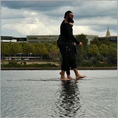 Walk on the wet side