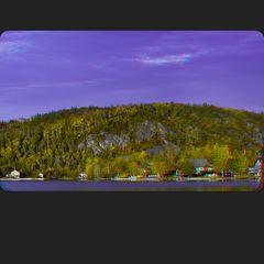 Walker Lake 3-D