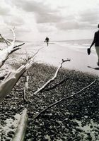 Walkin on the Beach