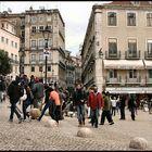 Walking at Lisbon