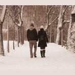 ... walking in a winter wonderland