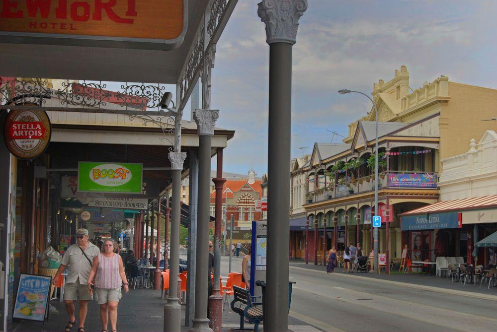 Walking In Fremantle
