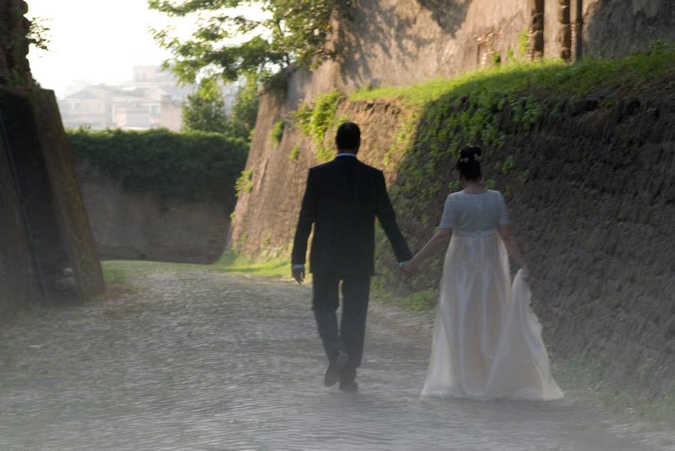 Walking in Rome - Postproduction Eleonora Ferretti