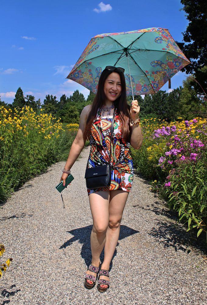 Walking in Sunshine