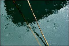 walking in the rain ... #4