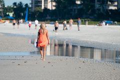 walking on the beach (Marco island Fl / USA)