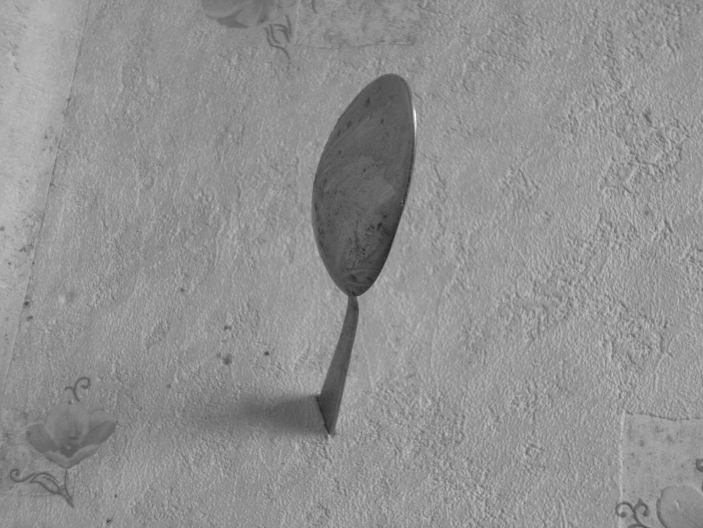 wall in spoon