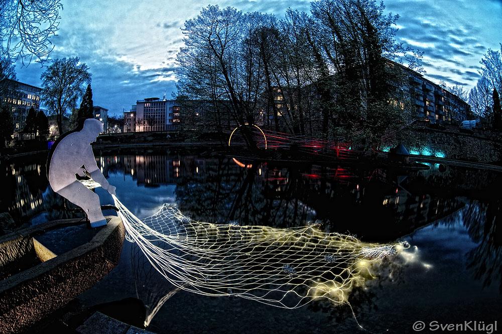 Wallanlagen Der Lampenfischer I Foto Bild Usertreffen