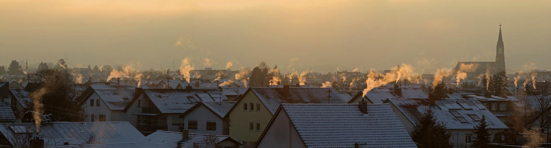 Walldorfer Wintermorgen