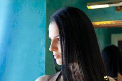 Walleria portrait