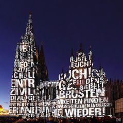 Wallfahrt Kölner Dom