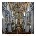 """Wallfahrtkirche Mariä Himmelfahrt ( Kirchhaslach ) """" Gott zu Gefallen..."""""""
