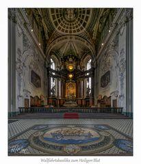 """Wallfahrtsbasilika zum Heiligen Blut - Walldürn """" Gott zu Gefallen..."""""""