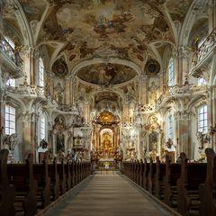 Wallfahrtskirche Birnau - Barockjuwel am Bodensee