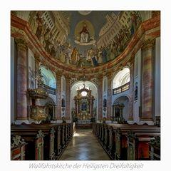 """Wallfahrtskirche der Heiligsten Dreifaltigkeit - Kappl   """" Gott zu Gefallen..."""""""
