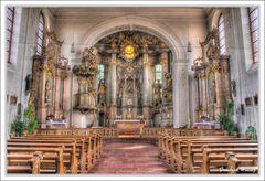 Wallfahrtskirche in Mainz-Marienborn