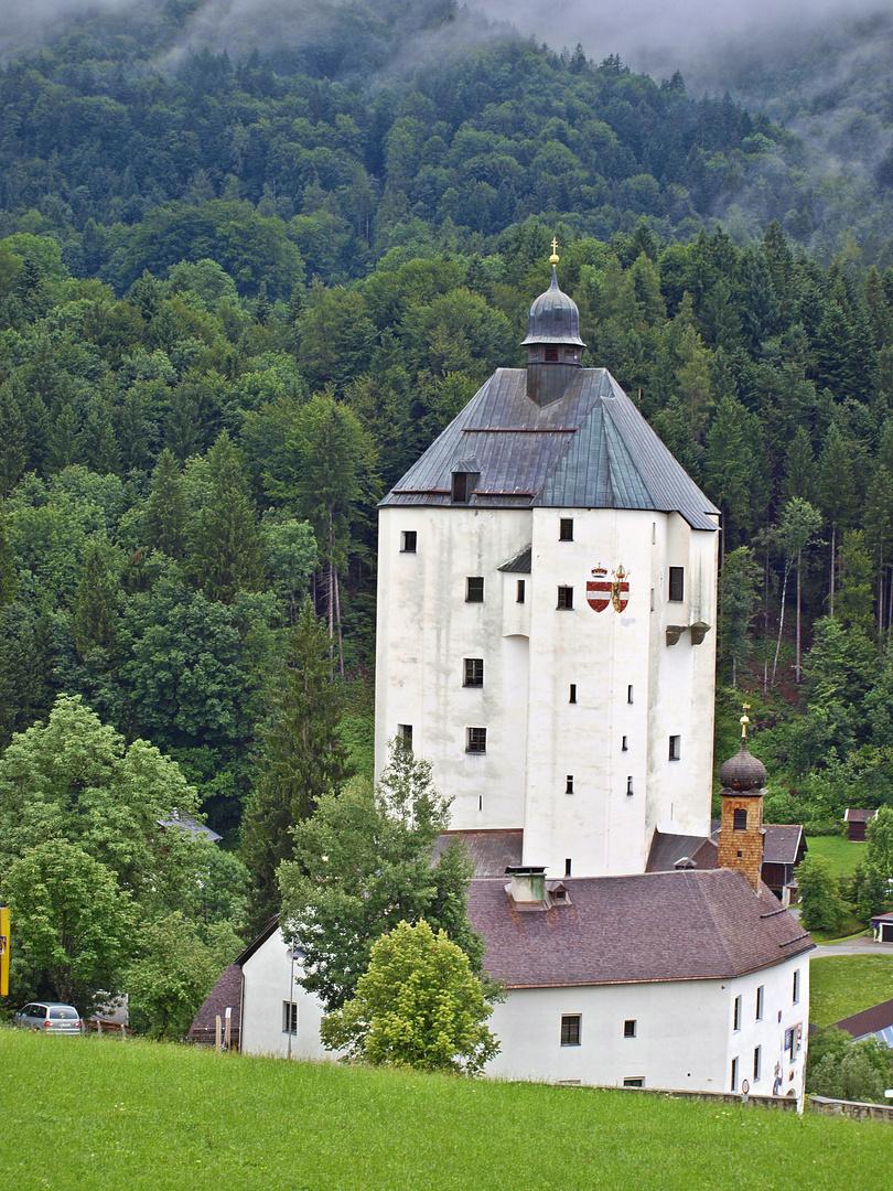 Wallfahrtskirche in Mariastein