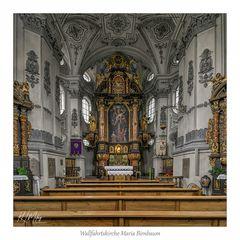"""Wallfahrtskirche Maria Birnbaum - Sielebach """" Gott zu Gefallen... """""""